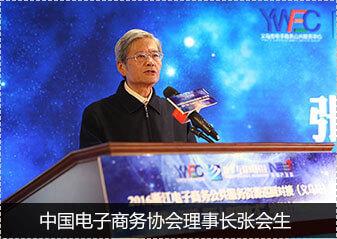中国电子商务协会理事长张会生